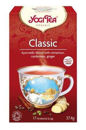 Yogi klasszikus chai tea filteres 17 x 2,2 g
