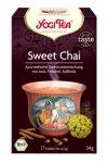 Yogi édes chai tea bio 17 x 2.2 g