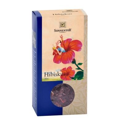Sonnentor hibiszkusz tea szálas bio 80 g