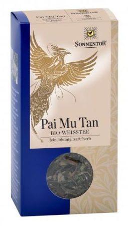 Sonnentor Pai Mu Tan fehér tea bio 40 g