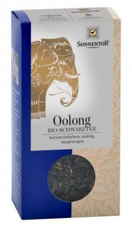 Sonnentor oolong fekete tea bio 80 g