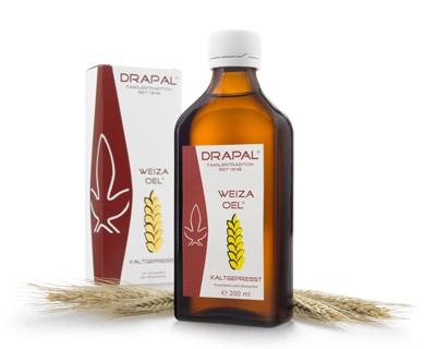 Drapal búzacsíra olaj 200 ml