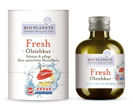 Bio Planete Fresh olajrágó kúra bio 250 ml