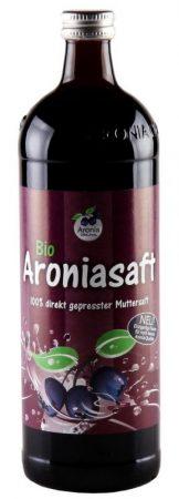 Fekete berkenyelé - aronialé 100%-os bio 700 ml