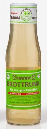 Kanne Brottrunk kenyérital 750 ml