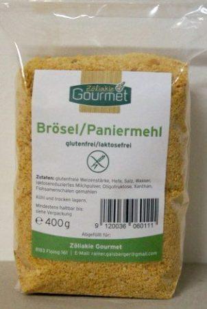 Zöliakie Gourmet gluténmentes zsemlemorzsa 400 g