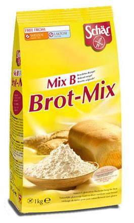 Schär Mix B kenyérliszt 1 kg