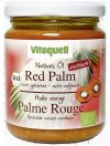 Vitaquell bio vörös pálma olaj  - 200 g