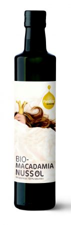 FANDLER BIO makadámia dió olaj 250 ml