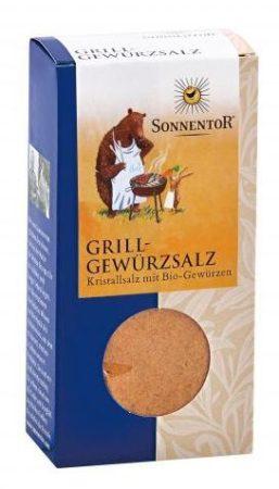 Sonnentor grill fűszersó bio 100 g