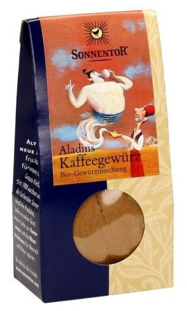 Sonnentor Aladdin kávé fűszer bio 25 g