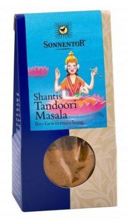 Sonnentor Shanti Tandoori Masala őrölt fűszerkeverék bio 32 g