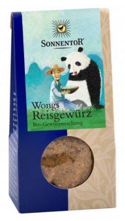 Sonnentor Wong rizsfűszere bio 40 g
