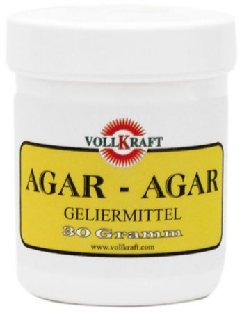 Vollkraft agar-agar 30 g