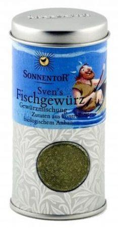 Sonnentor Sven halfűszere szóróban bio 35 g