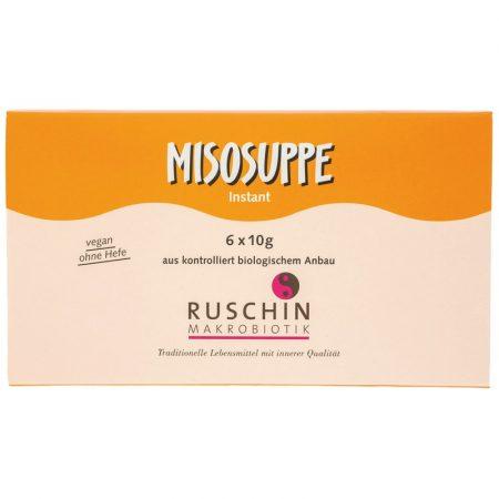 Ruschin miso leves instant bio 6x10 g