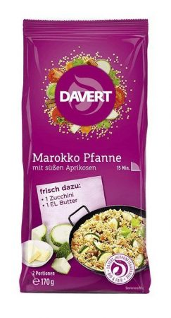 Davert Marokko serpenyő bio 170 g