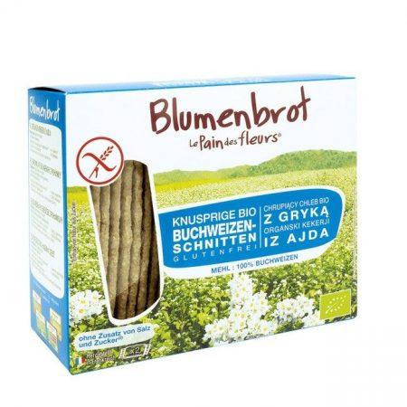 Blumenbrot hajdinás gluténmentes só és cukor mentes bio 150 g