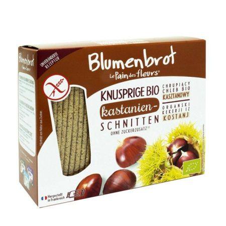 Blumenbrot szelídgesztenyés gluténmentes bio 150 g