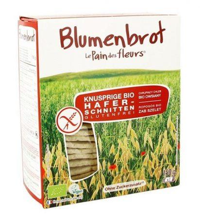 Blumenbrot zab szelet gluténmentes bio 150 g