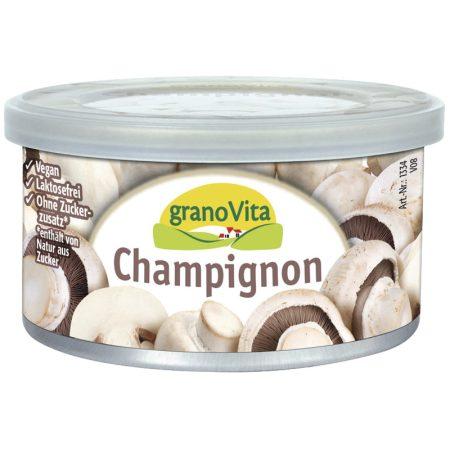 Granovita gombás vegetáriánus pástétom bio 125 g