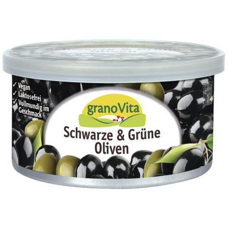 Granovita olivás vegetáriánus pástétom bio 125 g