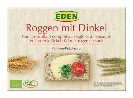 Eden rozs - tönköly bio extrudált kenyér 250 g