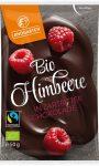 Landgarten málna étcsokoládéba mártva gluténmentes bio 50 g