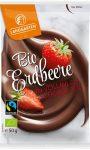 Landgarten eper tejcsokoládéba mártva gluténmentes bio 50 g
