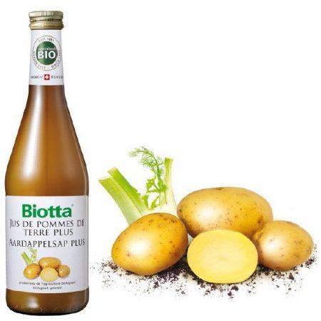 Biotta bio burgonyalé 500 ml