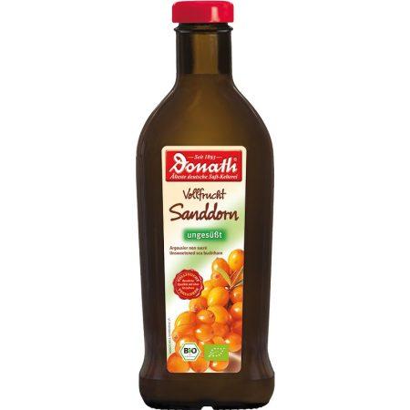 Donath homoktövis velő nem édesített bio 500 ml
