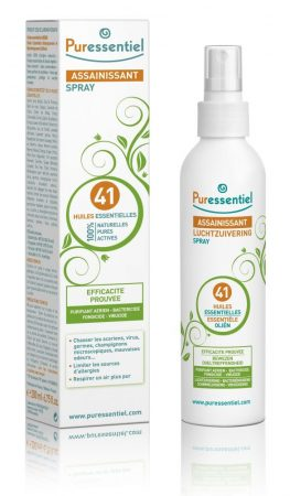 Puressentiel illóolaj légfertőtlenítő spray 200 ml