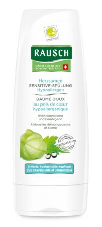 Rausch Herzsamen Hypoallergen / szívmag - cardiospermum halicacabum / szenzitív öblítő 200 ml