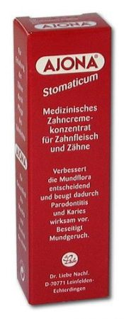 Ajona Stomaticum fogkrém koncentrátum  25 ml