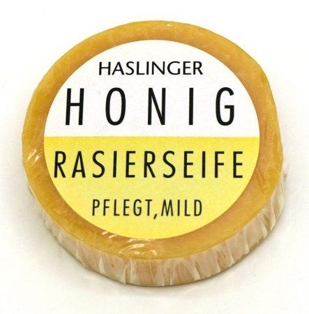 Haslinger mézes borotvaszappan 60 g