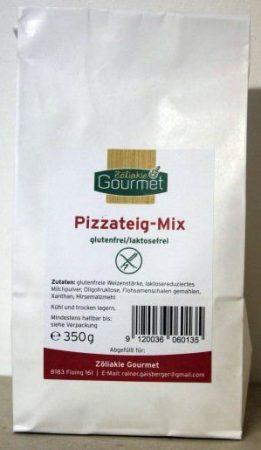 ZÖLIAKIE GOURMET pizzatészta lisztkeverék 350 g - ELŐZETES RENDELÉSRE