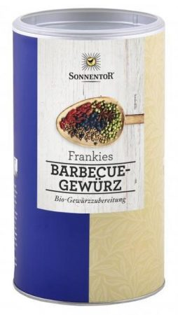 Sonnentor Frankies Barbecue fűszerkeverék bio 460 g