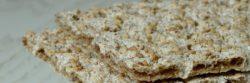 Extrudált bio kenyér