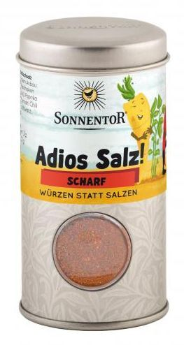 Sonnentor Adios só! erős zödségkeverék szóróban bio 42 g